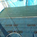 築28年の屋根を今後の雨漏りに備え屋根塗装ではなくカバー工法で施工|東大阪市