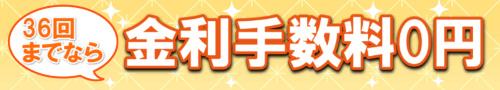 500金利0円